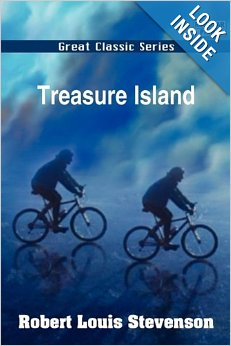 Don't judge a book by it's cover, Treasure island on bikes