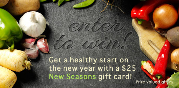 Enter to win $25 gift card to New Seasons Market by telling a story about your family