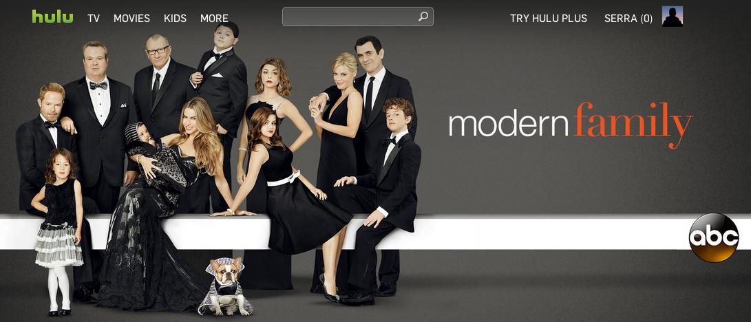 Modern Family Group Cast Photo