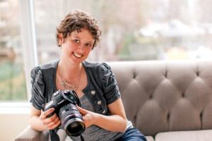 Portrait of Serra Hadsell, Portland based lifestyle photographer