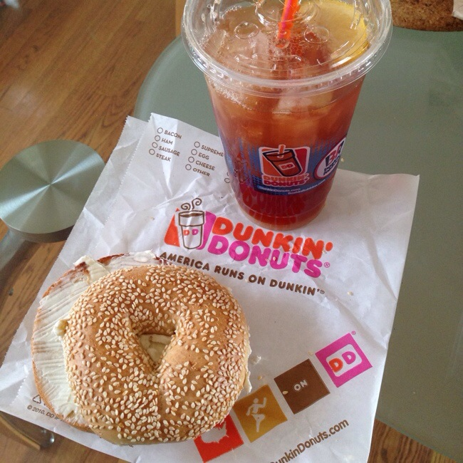 How Dunkin Donuts Tells Our Story
