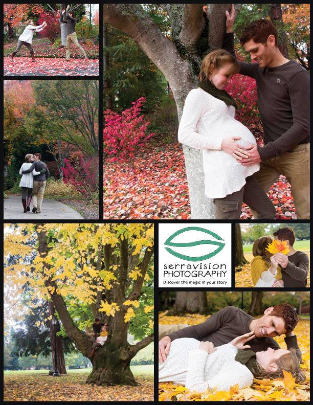 Autumn Maternity Photos