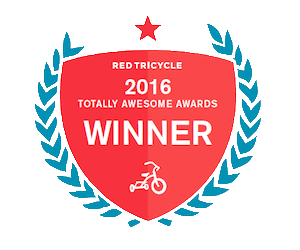 red tricycle totally awesome award winner 2016 Serravision Photography