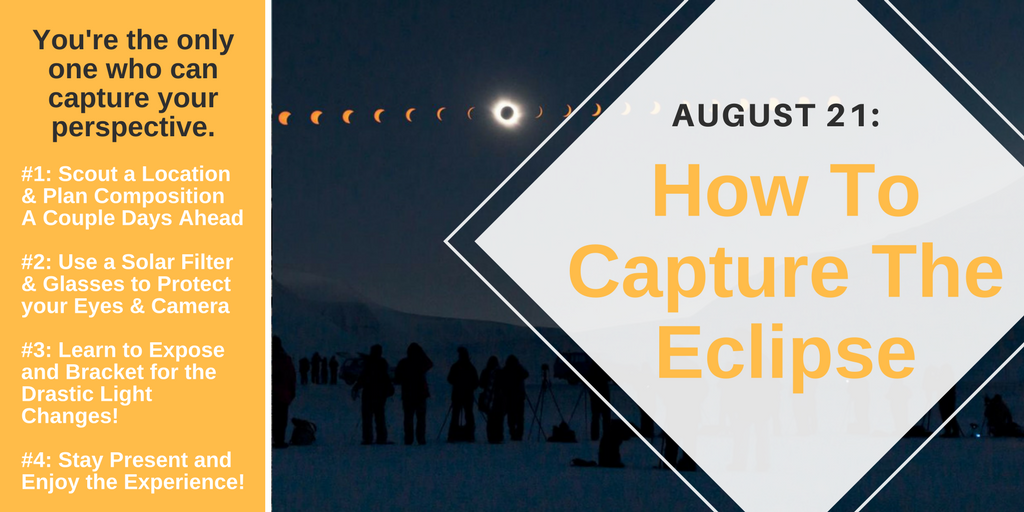 Am I the only one seeing this? – How to photograph the eclipse