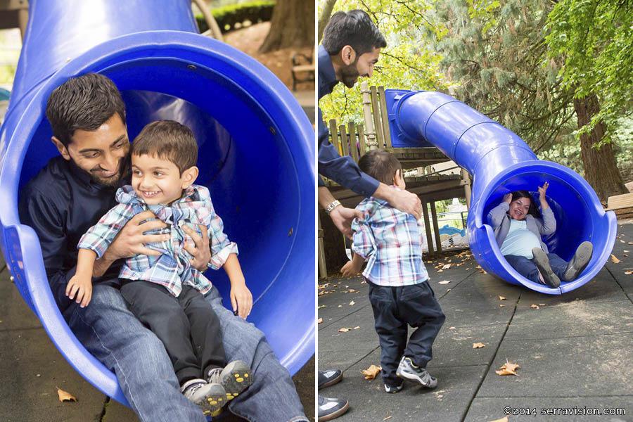 Fun Fall Photos of the Family